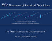 Yale Statistics and Data Science auctions an NFT